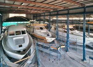 The choice of leading Boat Builders